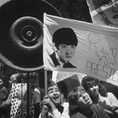 Ringo for President - 1961-De Young Exhibition
