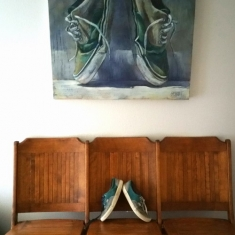 En Pointe Vans - Found a Really Great Home